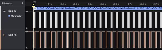 Screen Capture scan logic analysis 1